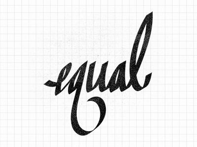 visualgraphic:  Equal