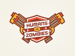 visualgraphic:  Humans vs. Zombies