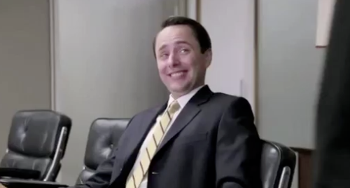 problem?  Related: Pete Campbell's Bitchface