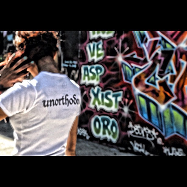 Shopunorthodox.com Re-Launch Tonight #Unorthodox #Dare2BDifferent  (Taken with instagram)