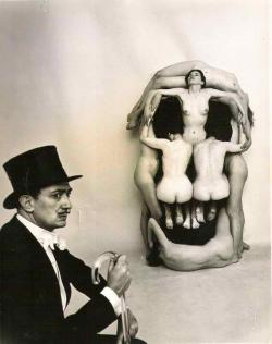 "cmurss:   ""I don't do drugs. I am drugs.""  Salvador Dali"