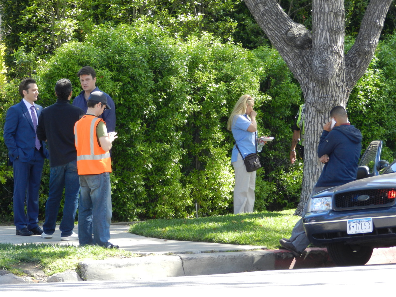 April 16, 2012. West LA, Season 4 - Final Day