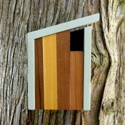 Birdhouse by Twig and Timber, Washington http://www.etsy.com/people/twigandtimber