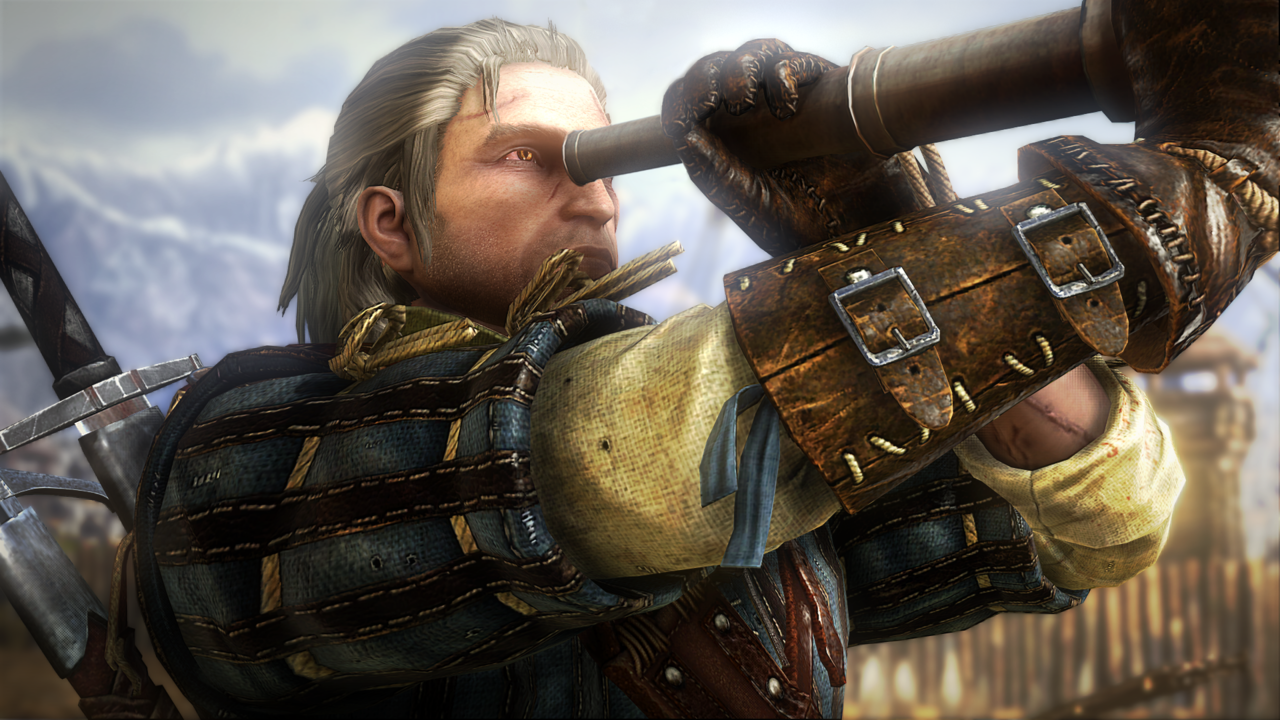 Enhanced Edition for The Witcher 2 comes out today on Steam, I've been looking for another reason to replay this amazing game! Suddenly, going outside this weekend doesn't seem likely at all… :-)