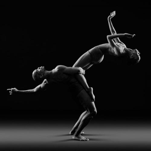 gargouillade:  Balance and Counter Balance - By Richard Calmes