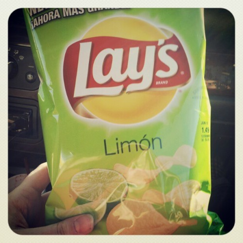 Best chips ever!!! Love! #Yummy  (Taken with instagram)