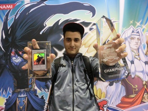 Our NEW YCS Dallas Champion: Nizar Sarhan!!! Dueling BunnieZ would like to take this time to congratulate Nizar on an impressive win at YCS Dallas. He took Rabbit Dino to it's first championship win.