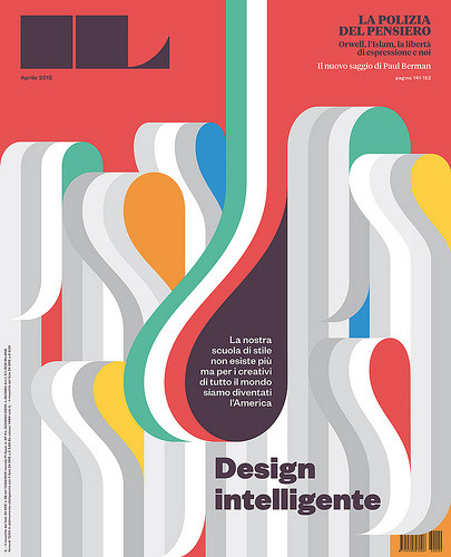 graphicporn:  IL 40 — Design Intelligente (by Francesco Franchi)