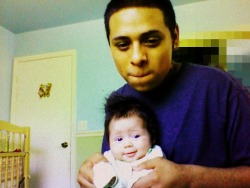 my daughter and i C: