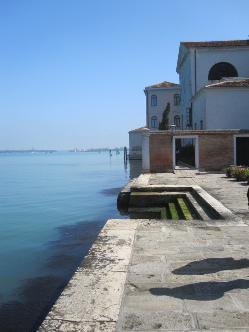 Hotel on a private island in Venice i stayed on, AMAZING