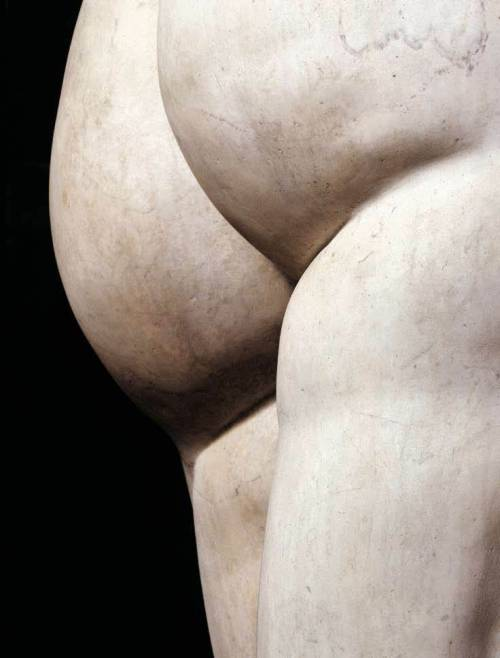 cavetocanvas:  Michelangelo, David (detail), 1501-04