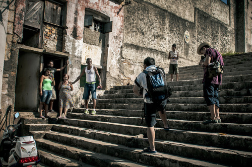 Havana and Hong-Kong by Rey Cuba on Flickr.