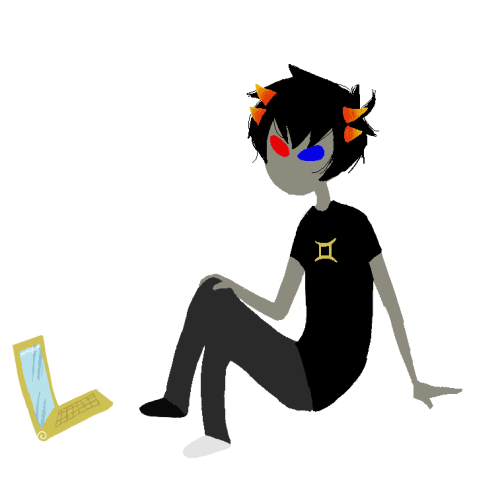 missytcm:  ==> BE SOLLUX just trying out a new style~