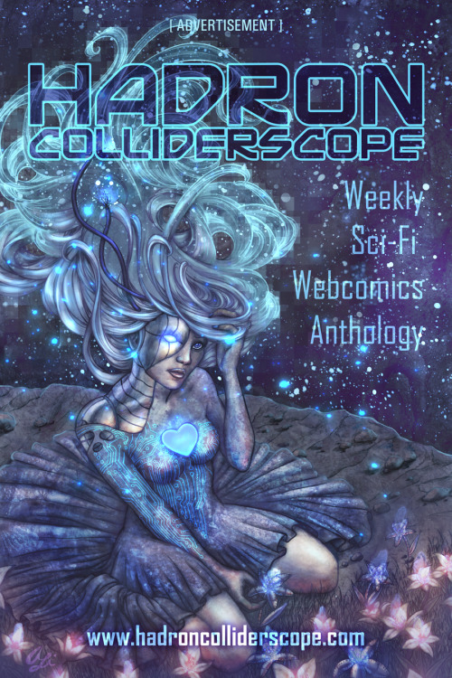 You may enjoy the comics over at our sister site www.hadroncolliderscope.com.