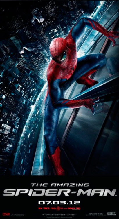 The Amazing Spider-man (New) Poster 01