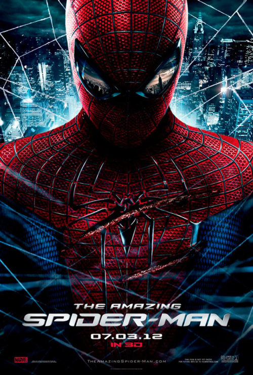 The Amazing Spider-man (New) Poster 02