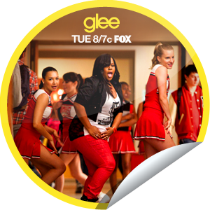I adore this #GetGlue sticker for the April 17, 2012 episode of #Glee.