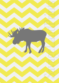 Part 1 of Chevron Animal Series by SavageLandPrints Find us on Facebook and give us a like? <3
