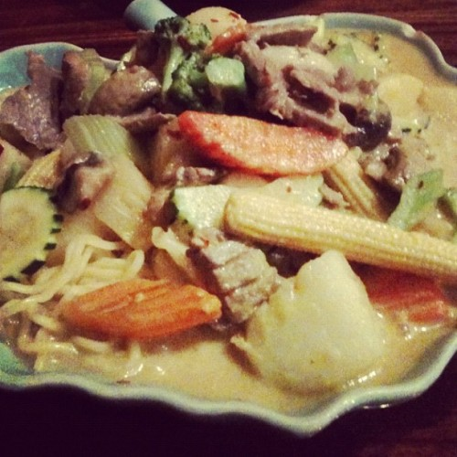 Yummy yummy :))  (Taken with instagram)