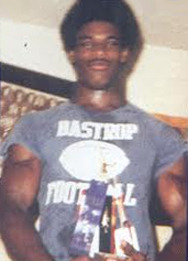 8x Mr Olympia Ronnie Coleman looked like this in grade 10!