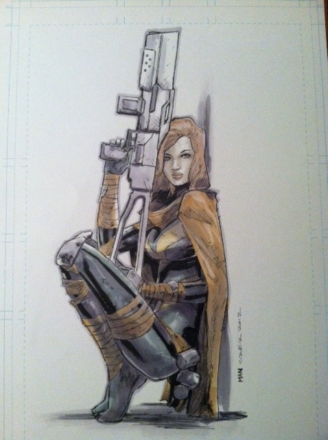 Hope Summers - Clay Mann