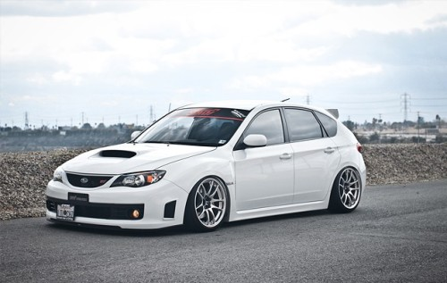 fuckyeahcargasm:  Simple stole my heart Featuring: Subaru Impreza STi GRB
