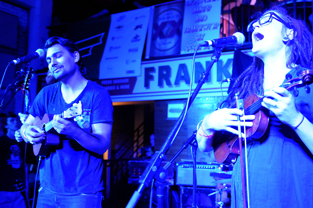 Seryn : Misra Records SXSW Showcase : Frank