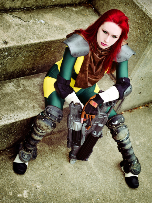 Kearstin as Hope Summers @ C2E2 (by Anna Fischer)