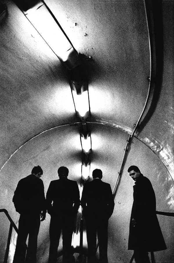 Joy Division, by Anton Corbijn.