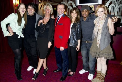 This is what S Club 7 looks like now. And I know no matter where life takes me to A part of me will always be with you