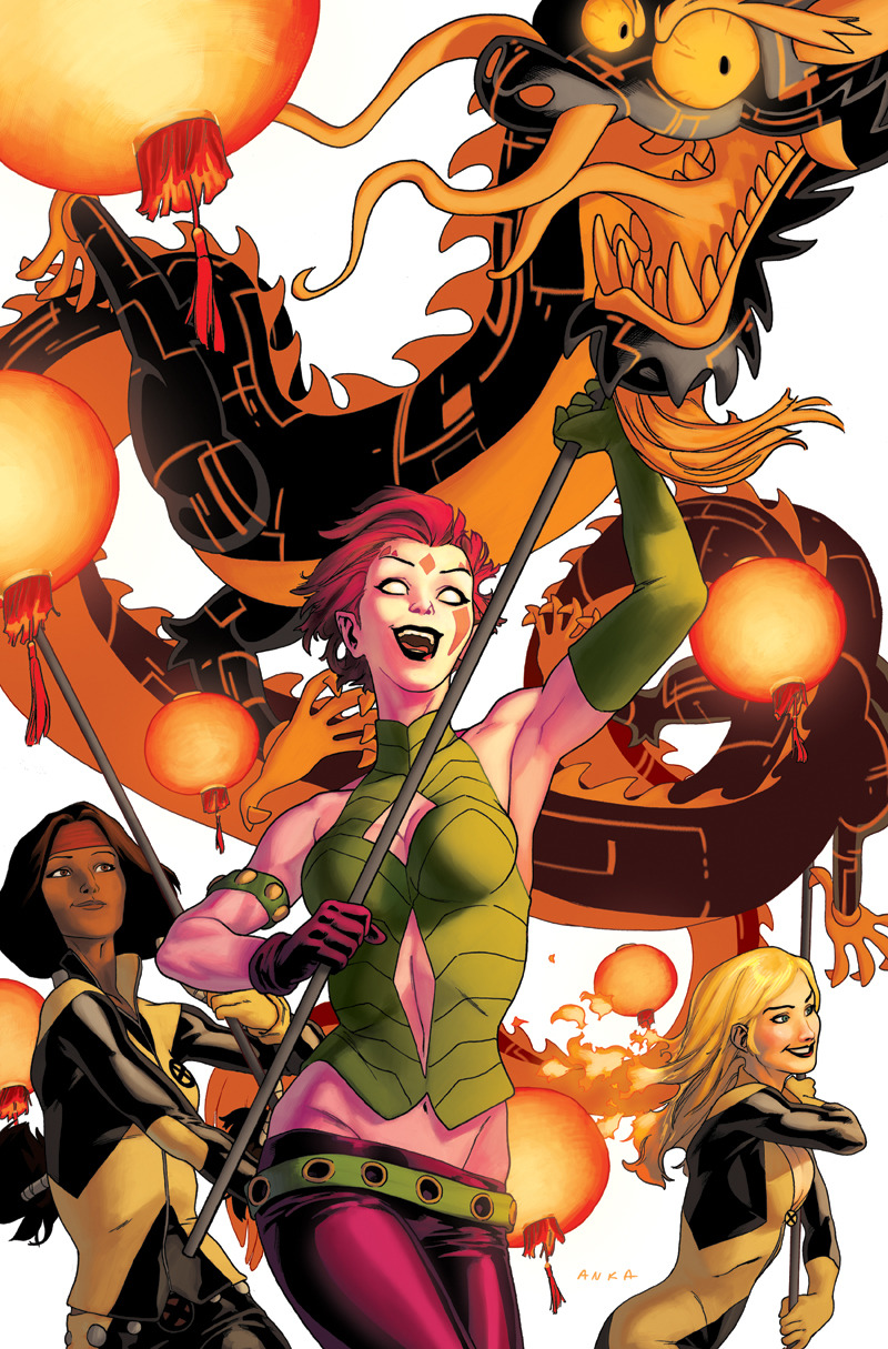 On My Pull List This Week:  NEW MUTANTS #41DAN ABNETT & ANDY LANNING (W) • LEO FERNANDEZ (A)Cover By KRIS ANKA• Part 3 Of 3!• The New Mutants Have Fallen! Only Cypher And Warlock Remain• Can They Stop The Virulent Mutation Of The Animator Before It Engulfs The Whole World?32 Pgs./Rated T+ …$2.99