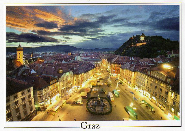 Austria- Graz from Flickr