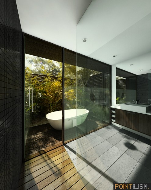homedesigning:  Bathroom Design Ideas – Set 4