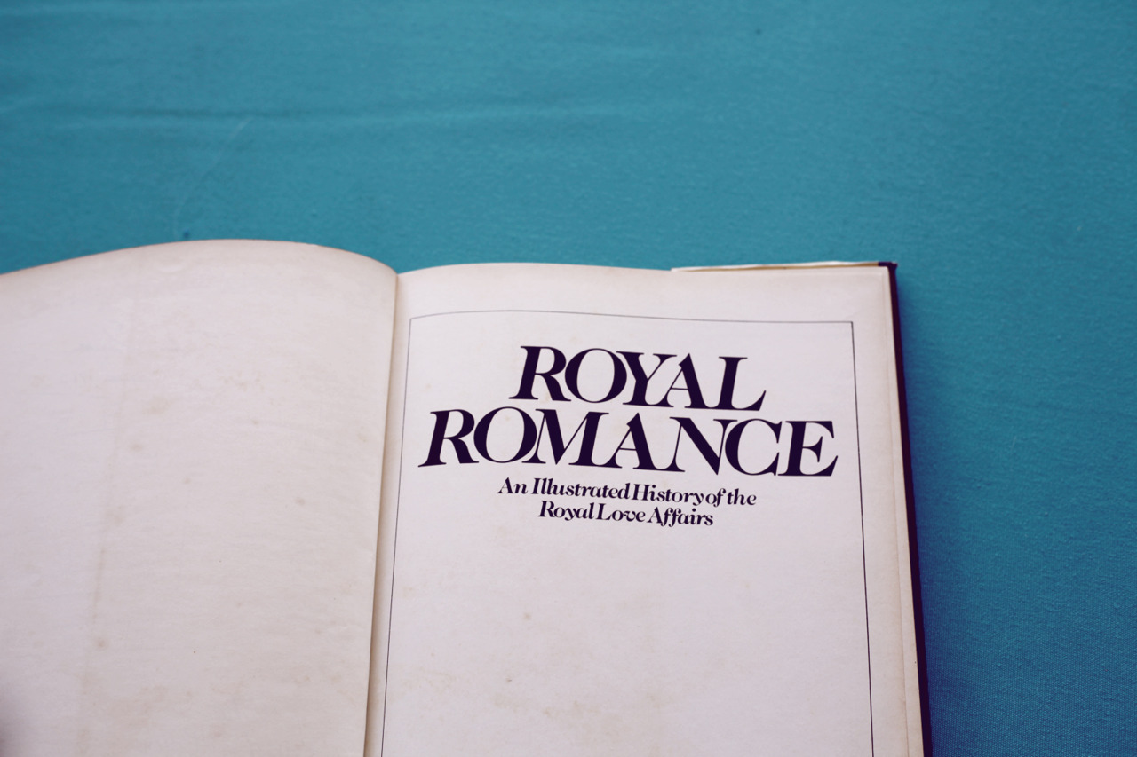hawaiiancoconut:  Royal Romance.