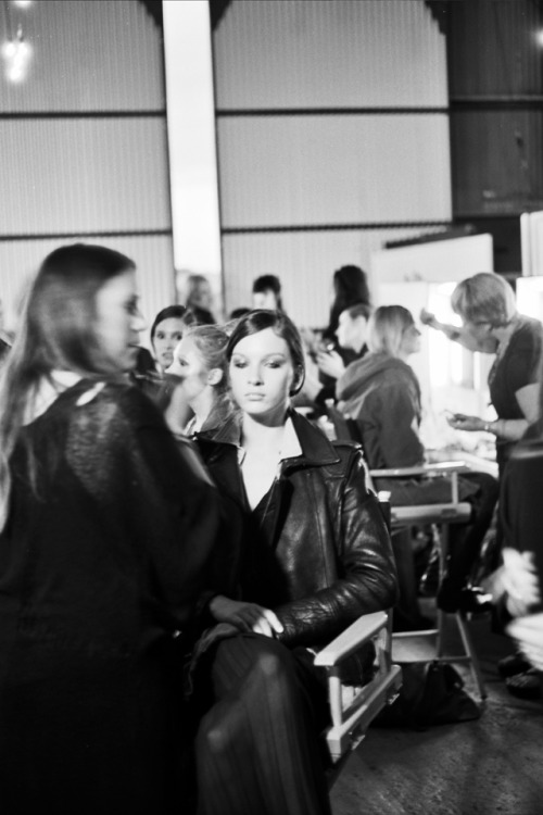 Backstage, New Zealand Fashion Festival | Auckland | 2012
