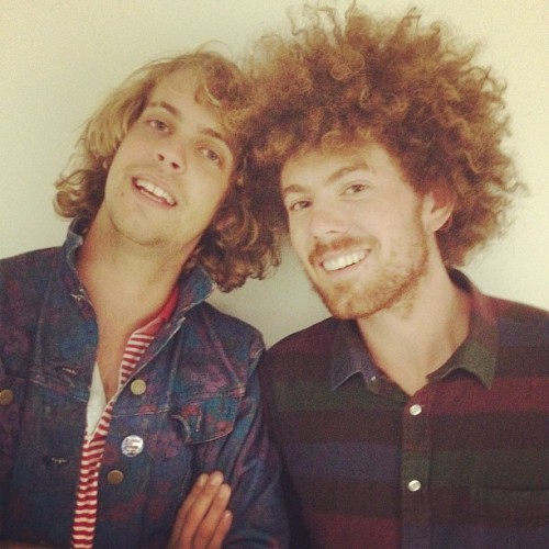 triplej:  Jay and Joe from Pond post interview with The Doctor.