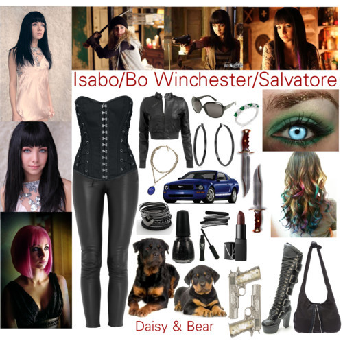 Isabo/Bo Winchester/Salvatore by damonlover featuring a zipper jacketWet Seal zipper jacket, $7.50Faith Connexion stretchy pants, $1,685Lace bootsAlexander Wang hobo shoulder bag, £394Platinum emerald ring, £2,924Paige Novick chain jewelry, $315Black earrings, $18Bracelet, $17Wet Seal zebra print sunglasses, $7.50Anna Sui mascara, $40NARS Cosmetics lip makeup, $24Clinique makeup, $15Glaze nail polish, £7.99Burleska, €60