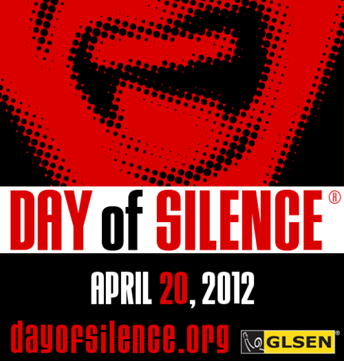Will you take a form of silence to call attention to anti-LGBTQ bullying?