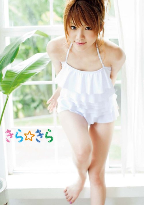 "pearyz:  Tanaka Reina Photo book ""Kira Kira"""