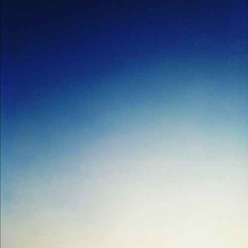 #イマソラ #sky #sunset (Taken with instagram)