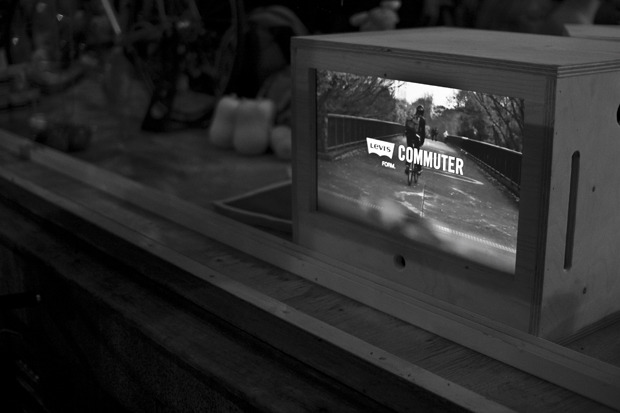 Levi's Commuter Series Launch Party