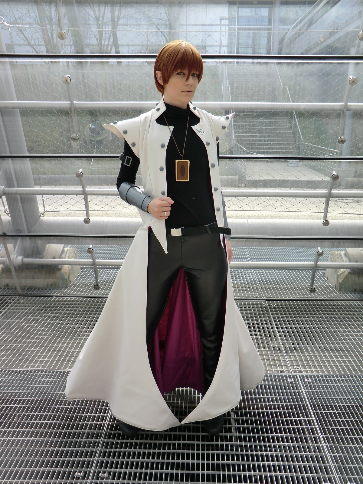 3. Your most recent cosplay. Seto friiiiiiiiiiiggiiiiiiiiiiiiiin Kaiba! 8D <3 Done in March @LBM c: I love him so much!