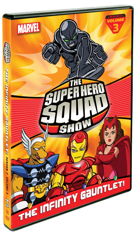 """The Super Hero Squad Show - Season Two, Volume Three"" DVD Talkback (Spoilers)http://www.toonzone.net/forums/showthread.php?293985-quot-The-Super-Hero-Squad-Show-Season-Two-Volume-Three-quot-DVD-Talkback-%28Spoilers%29"