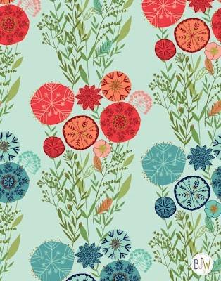 aplaceforart:  (via Arty Patterns and Designs / Folkbloom)