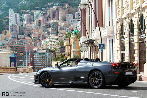 automotivated:  Sixteen M (by Raphaël Belly)