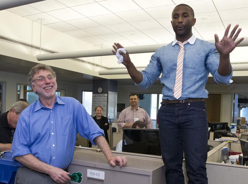 Globe film critic Wesley Morris wins 2012 Pulitzer Prize  - Morris's win represents the third time in the past five years, and fourth since 2001, that the Globe has won the Pulitzer for criticism.