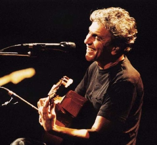 Caetano Veloso. (So In Love - Listen here)