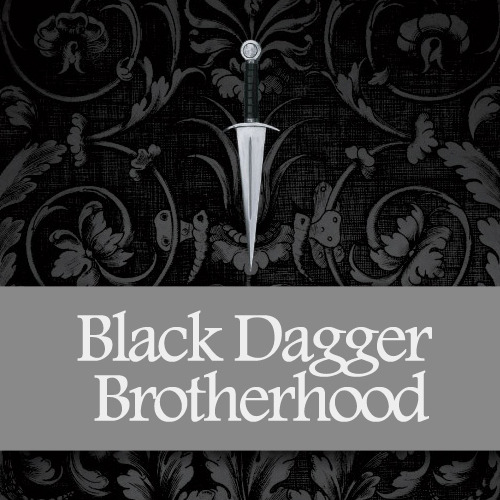 Black Dagger Brotherhood - J.R.Ward