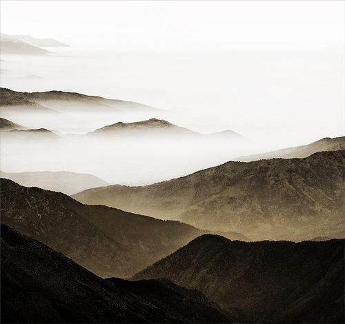 definitelydope:  Misty Hills (by a galaxy far, far away…)