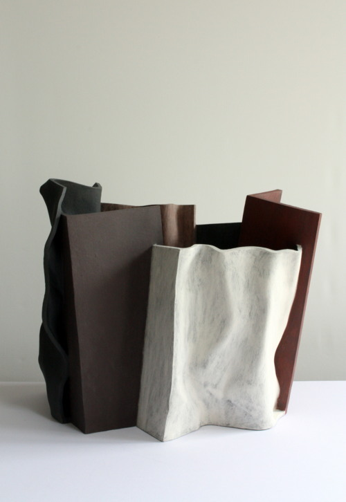 James Tower and Contemporary Ceramics exhibition at Gimpel Fils, London